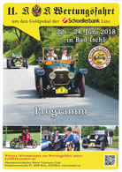 K.u.K. Wertungsfahrt 2018   Event Programs