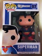 Superman (Bobble-Head) | Vinyl Art Toys