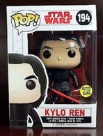 Kylo Ren (The Last Jedi) (Glow in the Dark) | Vinyl Art Toys