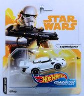 Stormtrooper | Model Cars | HW 2018 - Star Wars Character Cars # FLJ63 - Storm Trooper - White