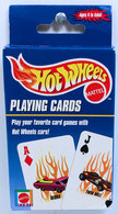 Hot Wheels Playing Cards | Playing Cards | HW 2000 - Hot Wheels Playing Cards # 42665 - New in Box