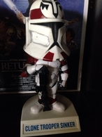 Clone Trooper Sinker | Vinyl Art Toys