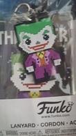 The Joker (8-Bit) (Metallic)   Lanyards