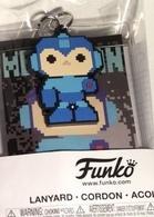 Mega Man (8-Bit)   Lanyards