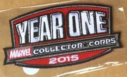 Year One | Uniform Patches