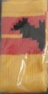 8-Bit Batman Socks (Orange & Red) | Socks