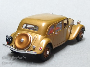 1936 Citroën 11CV Limousine | Model Cars