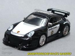 2008 Porsche 911 GT2 | Model Cars