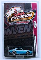 '67 Camaro | Model Cars | HW 2012 - Custom - Midnight Race Edition 1/34 - '67 Camaro - Silver to Blue Fade - Super Convention Las Vegas