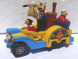 Popeye Paddle Wagon | Model Cars