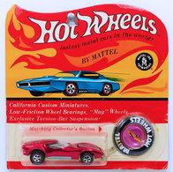 Torero | Model Cars | HW 1969 - Red Line Basic Car - Torero - Spectraflame Red - in Package
