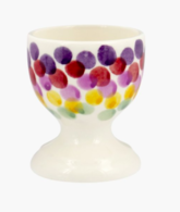 Rainbow Dots Egg Cup - Emma Bridgewater  | Ceramics | Rainbow Dots Egg Cup