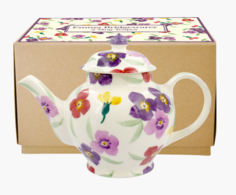 Wallflower 2 Mug Teapot - Emma Bridgewater | Ceramics | Wallflower 2 Mug Teapot
