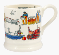 Seaside 1/2 Pint Mug - Emma Bridgewater | Ceramics | Seaside Mug