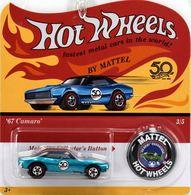 '67 Camaro | Model Cars | HW 50th Camaro with Barracuda Button