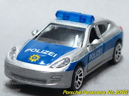 Porsche Polizei | Model Cars