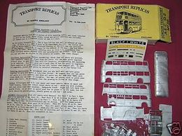 No. 36 AEC Kit | Model Bus Kits | No. 26 AEC kit
