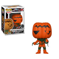 Pumpkin Rapper | Vinyl Art Toys