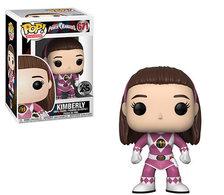 Kimberly (Pink Ranger) | Vinyl Art Toys