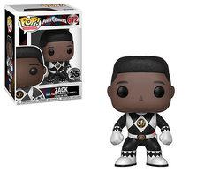 Zack (Black Ranger) | Vinyl Art Toys