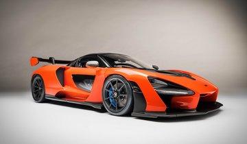 McLaren Senna | Model Cars