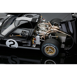 1966 Ford GT40 | Model Racing Cars