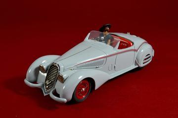 Alfa Romeo 2900B 8C | Slot Cars