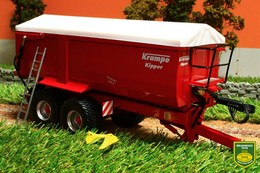Krampe 650 S Rear Side Tipper Trailer | Model Farm Vehicles & Equipment