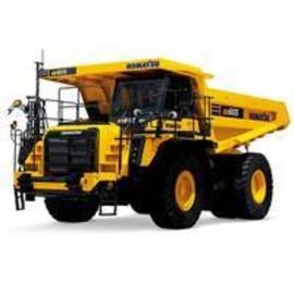 HD605-8 Dump Truck | Model Cars