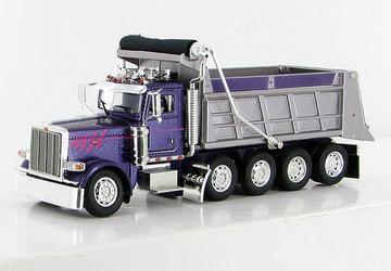 Peterbilt 388 Dump Truck | Model Trucks