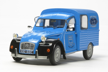 Citroën 2CV Fourgonette | Model Truck Kits
