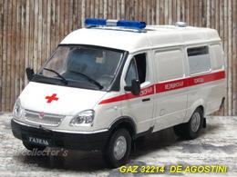 De agostine gaz 32214 gazelle ambulance model cars 55d4b0d6 9bad 49ce 96df 6c452c893041 medium