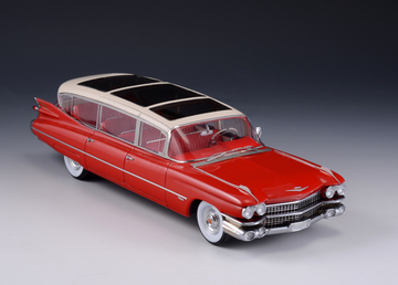 1959 Cadillac Broadmoor Skyview | Model Cars