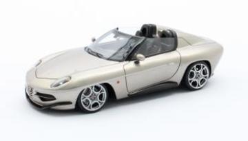 Alfa Romeo Disco Volante Spider | Model Cars