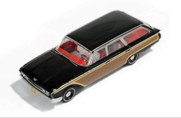 1970 Ford County Squire | Model Cars