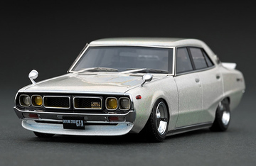 Nissan Skyline 2000 GT-X (GC110) | Model Cars