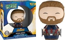 Captain America (Infinity War) | Vinyl Art Toys