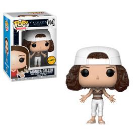 Monica Geller (Frizzy Hair) | Vinyl Art Toys