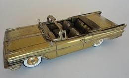 1959 Pontiac | Model Cars | Pontiac 1959 brass master