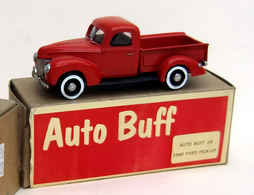 1940 Ford Pick-up | Model Truck Kits