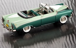 1956 Dodge Custom Royal Lancer | Model Cars | 1956 Dodge Custom Royal Lancer convertible - Jeff Thomas' first brand new model