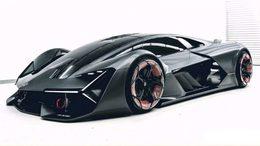 Lamborghini Terzo Millennio | Model Cars