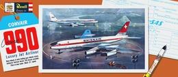 Revell swissair convair cv 990 coronado model aircraft kits 10e5db9c ca38 4924 9ced 339d2746c75b medium
