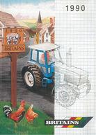Britains Toy Catalogue 1990 | Brochures & Catalogs | Front