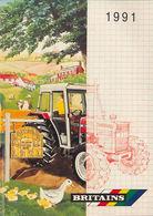 Britains Toy Catalogue 1991 | Brochures & Catalogs | Front