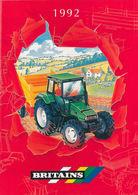 Britains Toy Catalogue 1992 | Brochures & Catalogs | Front