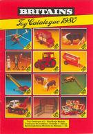 Britains Toy Catalogue 1980 | Brochures & Catalogs | Front