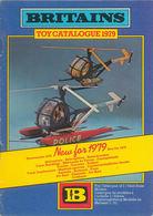 Britains Toy Catalogue 1979 | Brochures & Catalogs | Front