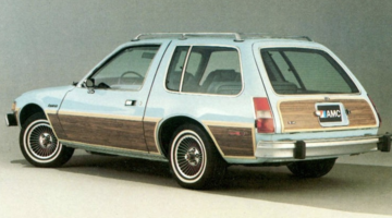 AMC Pacer Station Wagon | Cars