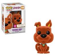 Scooby-Doo (Flocked) (Doo Good) | Vinyl Art Toys